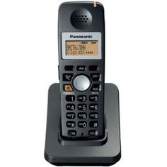 Panasonic KX-TGA300B 2.4 GHz Expandable Digital Cordless Handset with Hearing Aid Compatibility Review