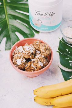 7 Day Slim Down Approved Coconut Macaroon Cookie!!