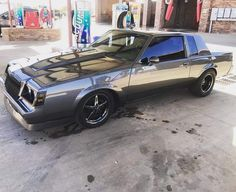 Best Muscle Cars, American Muscle Cars, My Dream Car, Dream Cars, 1987 Buick Grand National, Chevy Motors, Donk Cars, Oldsmobile Cutlass Supreme, Buick Regal