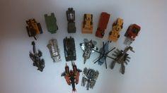 ROTF Mini Formers - Decepticon Armada