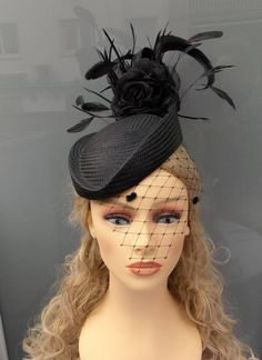 13 Best Fascinators images  6dd28c35ebd6