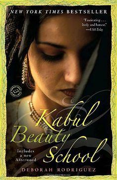 Kabul Beauty School: An American Woman Goes Behind The Veil by Deborah Rodriguez #awordfromJoJo #books