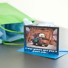 Tow Maters Fathers Day Card | Printables | Spoonful