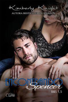 Toda história tem dois lados. Spencer encontrou seu namorado literário na vida real. Agora, vamos descobrir o que Brandon Montgomery sentiu quando conheceu Spencer no Club 24.  http://bit.do/SerieBeS
