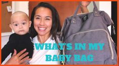 Hi guys! Thanks for checking out this video! I wanted to share what I have in my baby bag show you the necessities that you need. Keeping only the essentials. Baby Month By Month, You Bag, 6 Months, Diaper Bag, Things I Want, Youtube, Bags, Handbags, 6 Mo