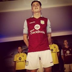 We take a look at the Aston Villa kit 2015 - 2016 http://www.soccerbox.com/blog/aston-villa-kit-2015-2016/ Order home and away now at Soccer Box.