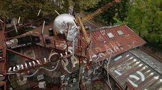 La guerre des drônes version 3 à La Demeure du Chaos - The Abode of Chaos, 3 ème shoot d'adrénaline avec le drone Terminator #Lyon