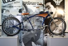 Alan Discount is raising funds for Next Generation Cruiser Bicycle - Fits Tall/Large Riders Too on Kickstarter! Innovative suspension cruiser bicycle/frame, custom designed and built in Southern California by Cycles U. Cruiser Bicycle, Bike, Custom Design, Fitness, Bicycle, Touring Bike, Bicycles