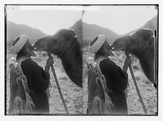Photo Prompts #007: Camel Kiss. Photo Credit: Library of Congress, LC-DIG-matpc-02110