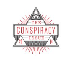 ESPN Conspiracy Issue logo | Matt Lehman Studio