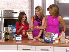 TODAY nutritionist Joy Bauer shares the must-have items you should keep in your fridge, freezer and pantry that can help you put together...