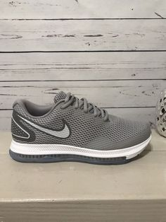 info for 2368d 9ba1c Nike Zoom Womens All Out Low 2 Running Training Shoe Grey 878671 010 Size 7