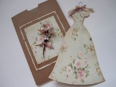 Bridesmaid - wedding - shower - Gift card