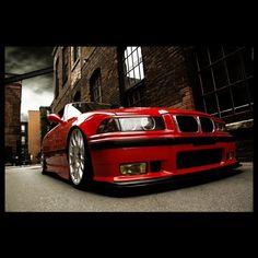 #bmw_e36_ #bmw #e36 #3series #m3 #mpower #red #carporn #bmwlove