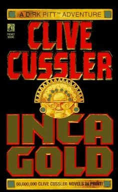 Inca Gold - Clive Cussler. i've just finished this one, but all of the Clive Cussler books are awesome.