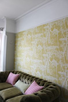 Wondering if you should paint above the picture rail in your home? Have a look at my before and afters and decide for yourself!