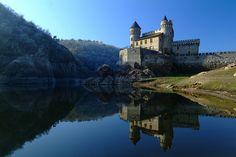 Château de la Roche - St Priest la Roche by Loire Tourisme, via Flickr