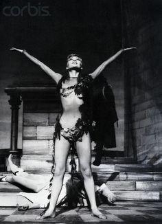 """""""Ondine"""", 1954. Audrey Hepburn"""