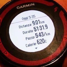 #escisubito #instarun #igrunners @garmin @garminitaly #igersitalia #igrunner #training #corsa #instatraining #followme #followforfollow #forerunner #fr220 #nessunascusa #runlover @justrunnnxc #instamarathon #maratona #runnerscommunity #lunedi #monday