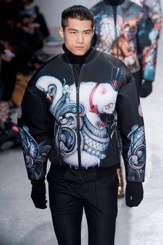 Juun J. Fall 2013 Menswear Collection