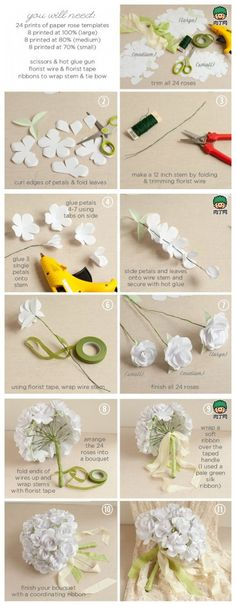 diy&craft,beautiful flowers!