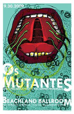 Os Mutantes @ Beachland Ballroom