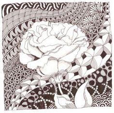 Tangled rose by banar, via Flickr