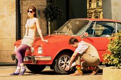 Skoda 110 R Cars Motorcycles, Russia, Dresses With Sleeves, Long Sleeve, Vehicles, Girls, Fashion, History, Motor Car