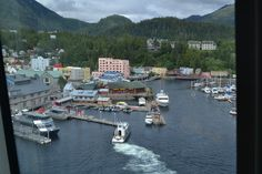 Juneau is the only capital of the United States that doesn't have a road in and out of the city.