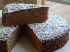 DOLCI. Per l'autunno una torta con la farina di castagne!