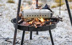 Yonolee: The Smoke, Steam Roast Pan