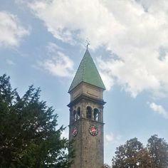 Campanile della Pieve di San Martino - Verzegnis - Ud
