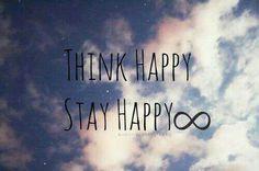 Positive...always
