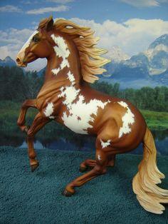 sorrel paint breyer