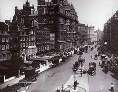 Knightsbridge 1896 looking east