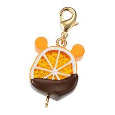 Charm fruit Orange Pooh