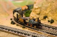 140 Best Z scale images in 2019 | Locomotive, Model train