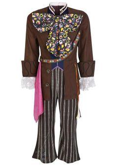 Mad Hatter Alice im Wunderland-Kostüm bei EMP für 109,99 Euro