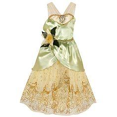 Tiana Costume for Girls | Costumes | Disney Store