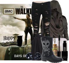 Special Halloween Walking Dead