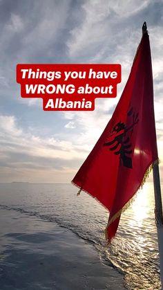 Albania Beach, Albania Travel, Travel Guides, Travel Tips, European History, Europe Destinations, Beautiful Architecture, Eastern Europe, Travel Essentials