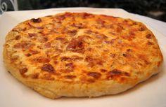 Asopaipas. Recetas de Cocina Casera .: Pizza a la Carbonara