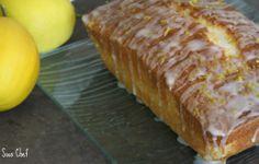A delightfully quick and easy lemony tea cake. Veggie Loaf, Just Desserts, Dessert Recipes, Lemon Recipes, Tea Cakes, Brownie Recipes, Sweet Bread, Good Food, Favorite Recipes