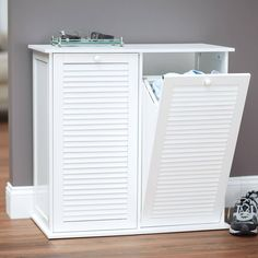 The tilt out laundry hamper is a practical solution for your bathroom. When arranging the placement, usually a lot of attention is drawn to the style of the bathroom interior. The value of convenience and comfort in everyday life is great. The bathroom, no less than the kitchen, needs to take care of the choice ...