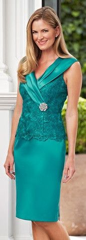 Lace bodice Satin skirt Colour: Teal Size: 14, 16 and 20