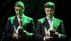 Grote bedrijven willen snel een <br />groen kabinet   TROUW