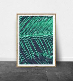 Tropical Print Tropical Decor Tropical by ThePrintableStudio