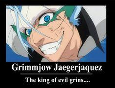 Grimmjow motivational by DogFreak108 on deviantART