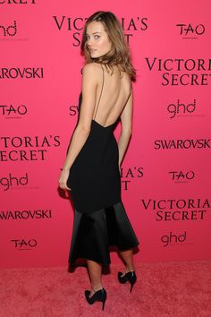Monika Jagaciak - Victoria's Secret Fashion Show 2013 Afterparty