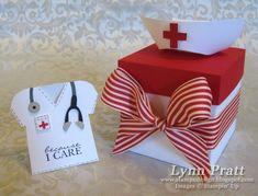 Lynn Pratt's Nurse's Box     http://www.stampndesign.blogspot.com